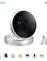 PTZ-ip nachtzicht bewakingscamera 720p alarm detectoren bewegingsdetectie draadloos