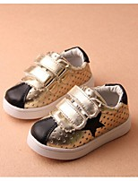 Baby Shoes Casual Fashion Sneakers Black/Silver/Gold