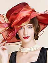 2015EE Aesthetic Eugen yarn butterfly knot hat