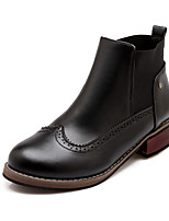 Women's Shoes  Fashion Boots Boots Outdoor / Office & Career / Casual Chunky Heel OthersBlack / Brown /&12822
