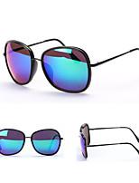hombres / mujeres / Unisex 's 100% UV400 De Gran Tamaño Gafas de Sol