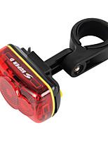 Eclairage de Velo , Eclairage ARRIERE de Vélo / Eclairage sécurité vélo / Ecarteur de danger / Eclairage de bicyclette/Eclairage vélo -