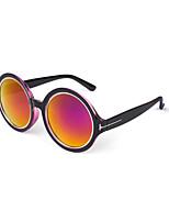 100% UV400 Round Vintage Sunglasses