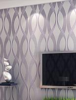 Contemporary Wallpaper Art Deco 3D Fashion Wallpaper Wall Covering Non-woven Fabric Wall Art