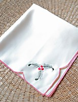 Bulk Monogrammed Wedding Napkins / Embroidered Cloth Napkins, wedding linens, wedding gift, monogrammed napkins