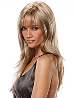 New Fashion Boutique Wig Long Straight Hair Can Be Very Hot Can Dye The  Color Picture