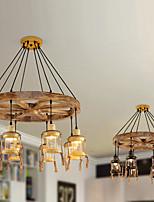 Metal - Lámparas Colgantes - Mini Estilo - Tradicional/Clásico / Rústico/Campestre / Cosecha / Retro / Campestre