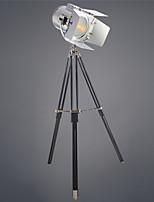Vloerlamp - Boog / Oogbescherming - Traditioneel /Klassiek - Metaal
