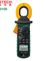 MASTECH MS2010B High Sensitivity Multifunctional Leakage Current Clamp Multimeter With Temperature Hz Capacitance Test