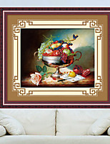 DIY KIT Diamond Cross Stitch , Floral 68*57