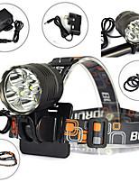 LT  3 Mode 7000 Lumens Bike Lights Cree XM-L T6