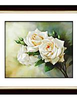 diy kit de ponto cruz, floral 59 * 50