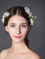 Celada Peinetas / Flores Boda / Ocasión especial Rhinestone / Plástico Mujer Boda / Ocasión especial 2 Piezas
