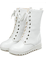 Women's Shoes Platform  Round Toe Mid-Calf  Boots More Colors available