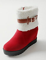 Women's Shoes  Snow Boots / Fashion Boots Boots Outdoor / Office & Career / Casual Platform OthersBlack  &F-11