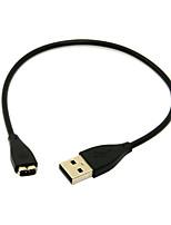 USB 2.0, зарядное устройство зарядное кабель питания для Fitbit ч группы беспроводной деятельности браслет браслет
