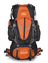 85 L Backpack Hiking & Backpacking Pack Camping & Hiking Climbing Multifunctional Others