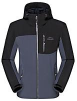 Outdoors Men's Waterproof Camping Hiking Windstopper Trekking Windbreaker Ski-Suit Jacket-3