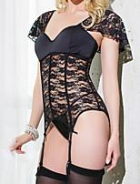 Vêtement de nuit Femme Ultra Sexy Nylon / Spandex