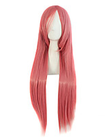 European And American High-Quality High-Temperature Wire Length Wig Fashion Girl Necessary