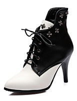 Women's Shoes Stiletto Heel Pointed Toe Ankle Boots More Colors available