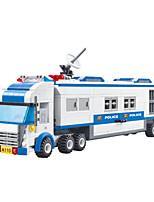 RC Auto - On-Road - JIE-STAR - Police car - Elettrico con spazzola - 1:22