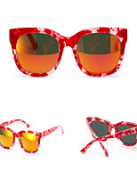 Women's Polarized Hiking Oversized Vintage Sunglasses