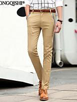 AOLONGQISHI® Men's Casual Pure Suits Pants (Cotton/Linen) 999-JHS
