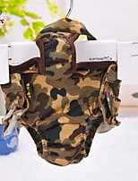 FUN OF PETS® Cool Camouflage Physical Pant for Pets Dogs(Assorted Sizes)