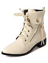 Women's Shoes   Fashion Boots Boots Outdoor / Office & Career / Casual Chunky Heel OthersBlack / Brown /
