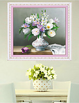DIY KIT Diamond Cross Stitch , Floral 70*70
