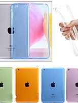 Cooltra Thin Soft TPU Silicone Clear Case Cover for iPad mini 1/2/3