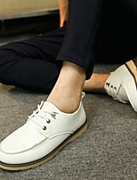 Men's Shoes Casual  Oxfords Black / Blue / Yellow / White