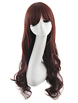 High Quality Nylon Hair Curly Hair Fashion Color Girl Necessary Wig