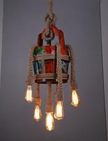 Plafond Lichten & hangers - Ministijl - Traditioneel /Klassiek / Vintage / Retro / Lantaarn / Landelijk -Woonkamer / Slaapkamer /
