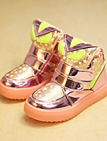 Baby Shoes Outdoor / Casual Loafers Pink / Silver / Gold