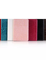 7.9 Inch Crocodile Skin Pattern High Quality Luxury PU Leather Case for iPad Mini 4(Assorted Colors)