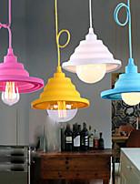 Pendant Lights Modern/Contemporary Dining Room / Kitchen / Kids Room E26/E27 Plastic