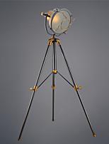 LOFT Vintage Industrial Floor Lamp Decorative Floor lamp Art Traditional/Classic Metal Floor Lighting