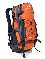 40 L Rucksack Tourenrucksäcke/Rucksack Radfahren Rucksack Multifunktions Gelb Grün Rot Schwarz Dunkelblau Hellblau Orange