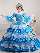 vestido victoriano vestido inspirado steampunk®classic siglo 18 María Antonieta vestido de fiesta de halloween