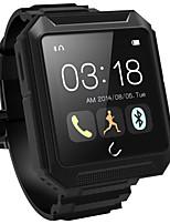 ROCOMO Waterproof Dustproof Shockproof BT4.0 HD Touch Smartwatch for IOS&Android Phones
