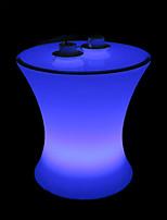 belle tour de table de bar conduit brille éclairée table de disco vin coloré table de cocktail conduit