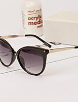 100% UV400 Cat-Eye Vintage Sunglasses
