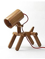 Bureaulampen - LED / Oogbescherming - Noviteit - Hout/bamboe
