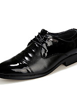 Men's Shoes Casual/Party & Evening/Office & Career Fashion PU Leather Oxfords Shoes