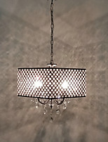 Chandeliers Crystal Traditional/Classic Living Room / Bedroom / Dining Room / Study Room/Office / Entry Metal