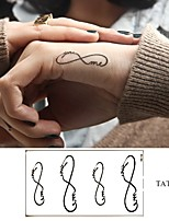 (1pcs)HC53-New Design Fashion Temporary Tattoo Stickers Temporary Body Art Waterproof Tattoo Pattern