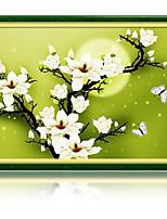 diy kit de ponto cruz, floral 77 * 56