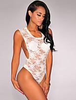 Vêtement de nuit Femme Ultra Sexy / Body Polyester / Spandex